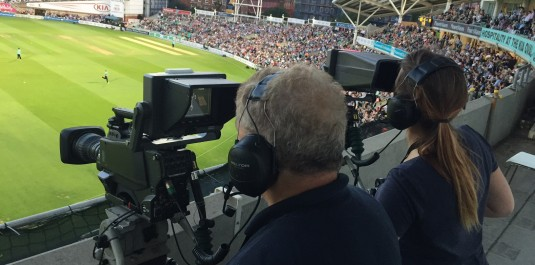 Cricket – T20 at The Oval